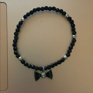 Guess Beaded Bow Bracelet